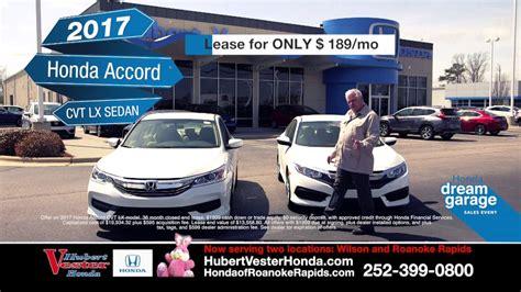 Hubert Vester Honda by Hubert Vester Honda The V Team When A Deal Comes