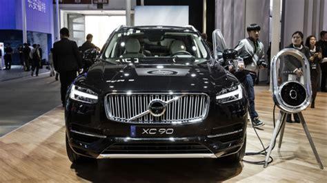 Volvo 2019 Nur Noch Elektro by Volvo Will Auf Benzin Und Dieselmotoren Verzichten