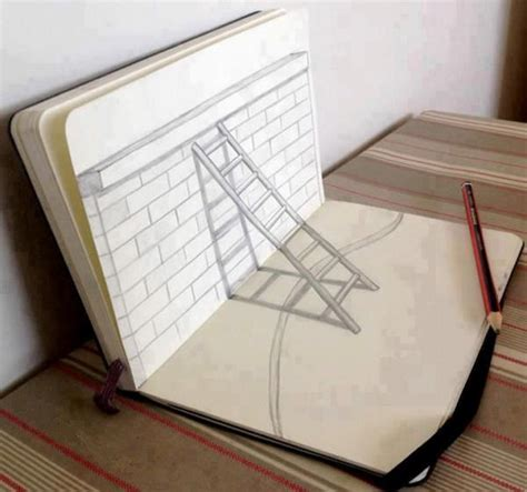 3d draw 50 impressive 3d drawings and design