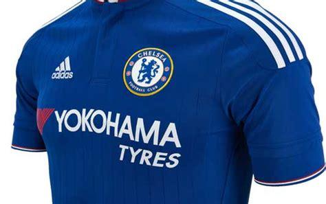 Jersey New Chelsea Home hazard chelsea home jersey 2015 16 adidas chelsea