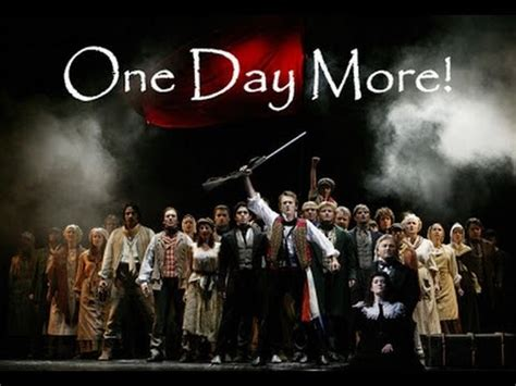 les mis film one day more les mis 233 rables one day more youtube