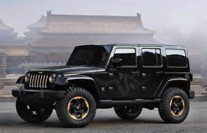 Jeep Jk Years 2012 Jeep Wrangler Year Of The Concept Car Review