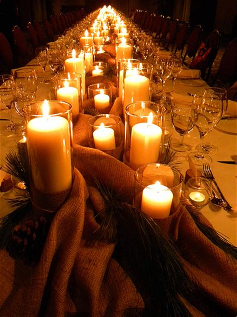Inexpensive Wedding Candle Centerpieces   Ideas, Pictures and Instructions
