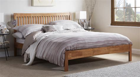 hardwood bed frame edenbridge hevea hardwood bed frame sensation sleep beds