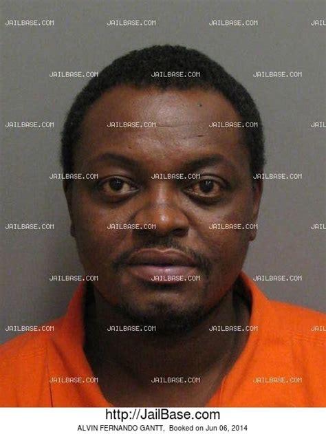 Alvin Arrest Records Alvin Fernando Gantt Arrest History