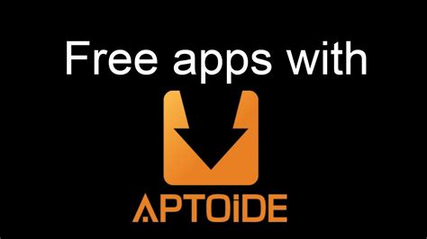 aptoide youtube tv android paid apps for free with aptoide 2013 youtube