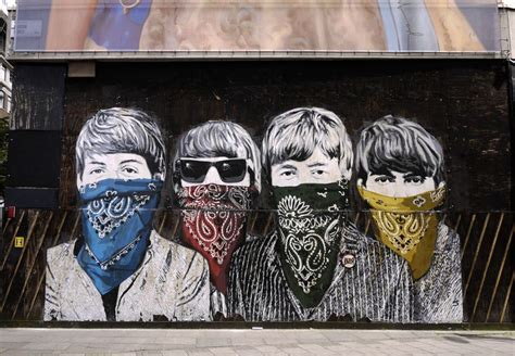 graffiti wall art  world famous personalities