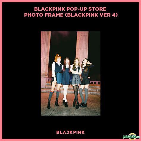 yesasia blackpink pop up store photo frame blackpink 4