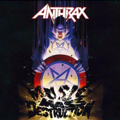 anthrax   mass destruction  rock