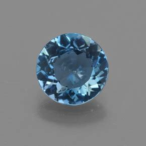 Blue Safir 9 85ct 1 9 carat 7 84mm 0 blue topaz gemstone
