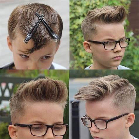 kids hear cut short in the front 50 cute toddler boy haircuts your kids will love
