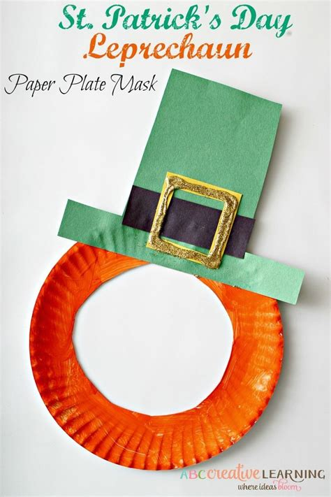 St S 5 Year Mba by 25 Best Ideas About Paper Plate Masks On
