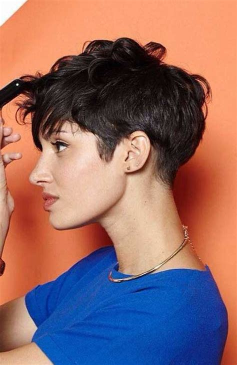 pixie cuts with a little wave hair styles i like on pinterest short hair styles short