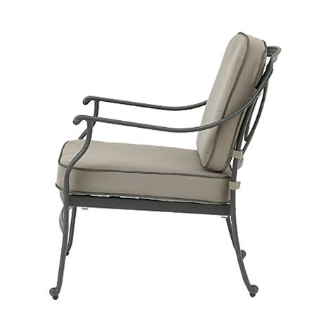 garden chair cusions soleils lounge chair available from verdon grey the luxury
