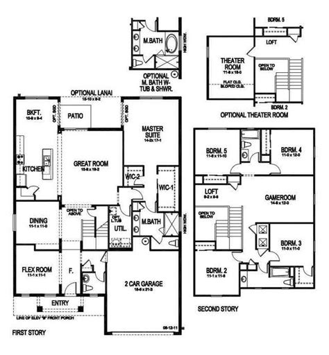 4 bedroom house plans with basement house plans with 6 bedrooms and basement escortsea