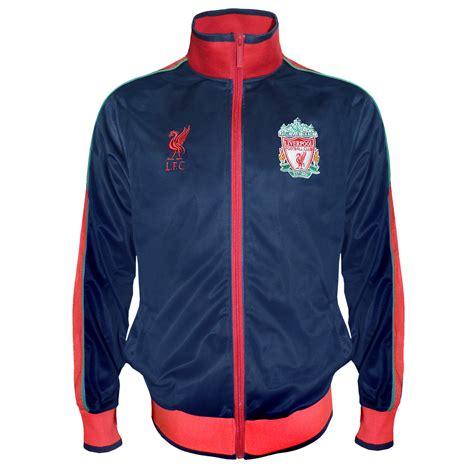 Hoodie Liverpool Retro liverpool fc official football gift mens retro track top jacket ebay