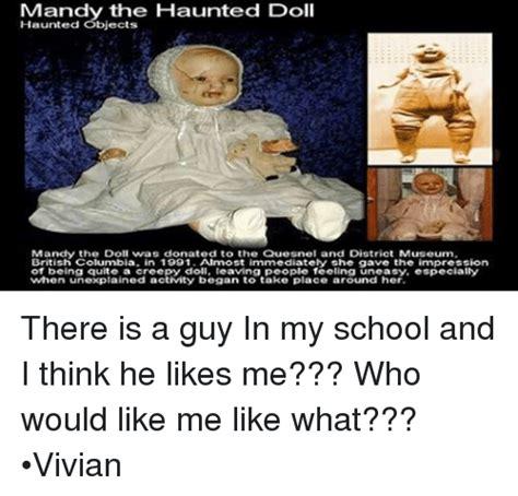 haunted doll memes 25 best memes about creepy doll creepy doll memes