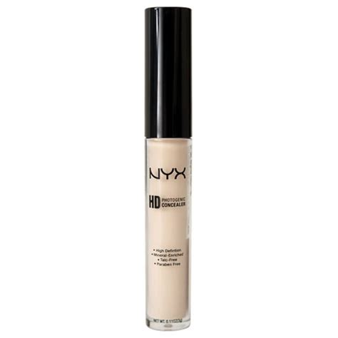 Nyx Hd Concealer Photogenic nyx hd concealer vs loreal studio secrets anti dull skin