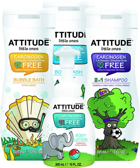 Set Atitude attitude ones pflegeset 1 set ecco verde onlineshop