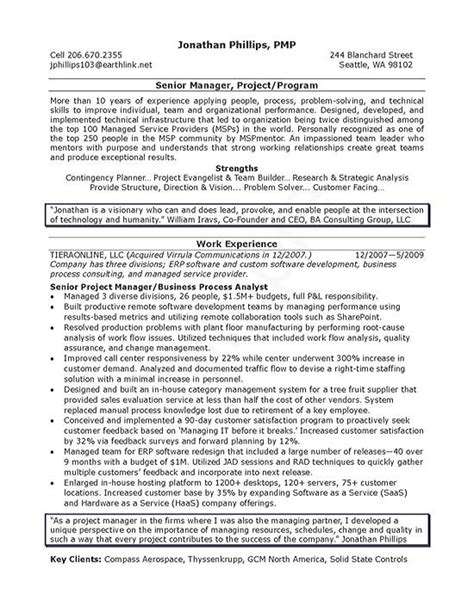 It Director Resume by It Manager Resume Lifiermountain Org