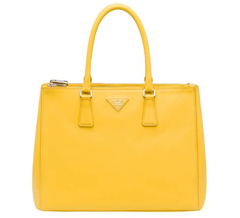 Prada Purse by The New Prada Galleria Bag In City Calf Purseblog
