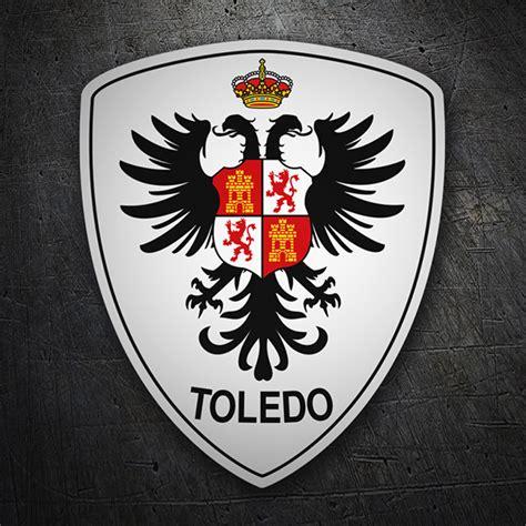 Wappen Aufkleber by Wappen Aufkleber Toledo Webwandtattoo