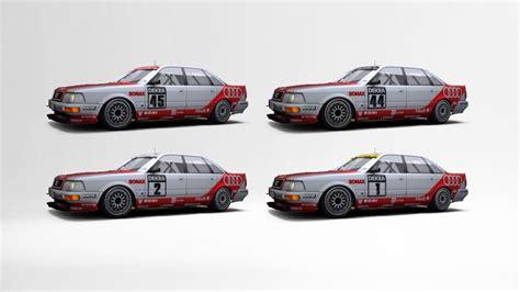 Audi V8 Dtm Motor by Audi V8 Dtm Store Raceroom Racing Experience