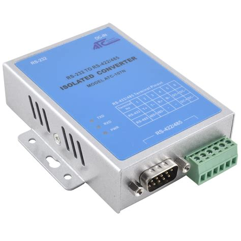 Converter Usb To Rs485 rs485 to rs232 converter atc 107n grid connect