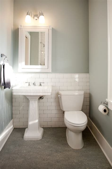 powder room tile ideas traditional powder room with powder room kohler white