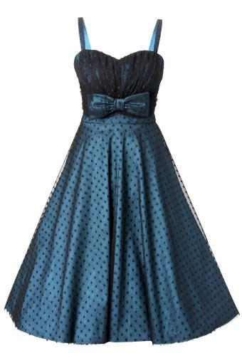 1940 swing dresses for sale 1940s starlight teal black lace dot swing dress