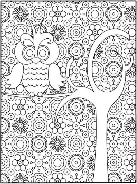 Printable Difficult Coloring Pages Coloring Home Difficult Colouring Pages