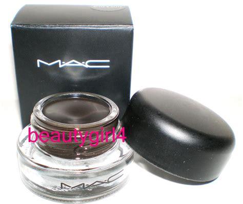 Mac Eyeliner Gel Murah mac cosmetics fluidline eye liner gel eyeliner colors ebay