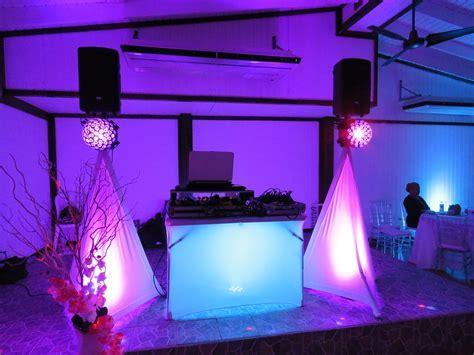 Small Wedding Dj Setup #JaySe7enEvents   DJ small setup in