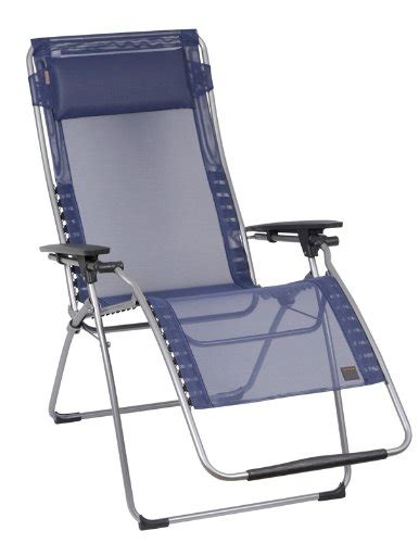 Xl Zero Gravity Recliner Lafuma Futura Xl Zero Gravity Chair Blue Iso Batyline Fabric