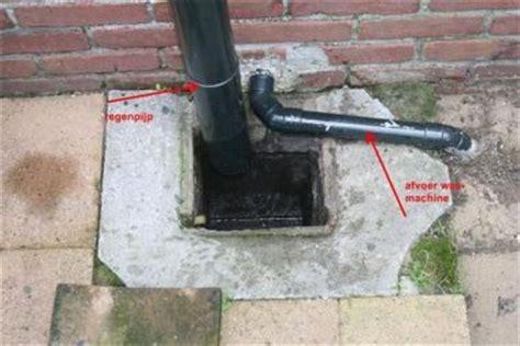 wc verstopt septische put advies over buiten riolering