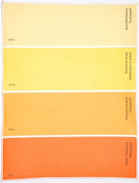 paint chips hue sle place settings paint chip placemats