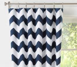 Navy Chevron Curtains Navy Chevron Curtains For The Boys Room Liam S Room Pottery Barn Navy