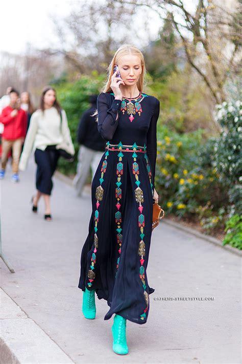2014 fashion for 60 woman valentino dress paris fashion week fall winter 2014
