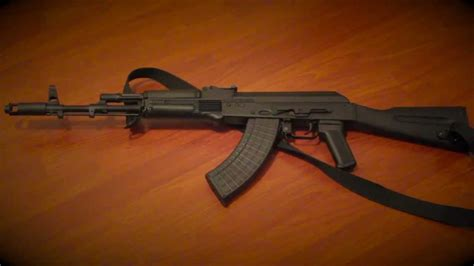arsenal ak arsenal ak 47 saiga sgl 21 part 1 youtube