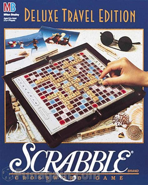 buy travel scrabble scrabble crossword board deluxe travel edition
