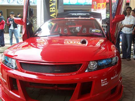 Lu Mobil Hid Xenon otomotif modification