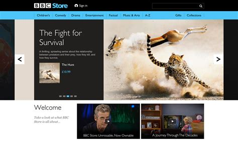 britbox homepage bbc store closes after just 18 months ars technica