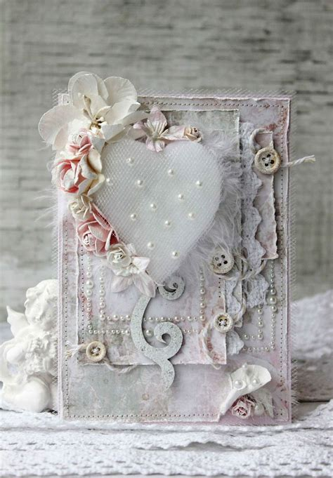 handmade shabby chic wedding cards 25 best ideas about vintage handmade cards on scrapbook cards butterfly cards and