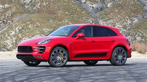 macan porsche 2018 2018 porsche macan turbo review motor1 com photos