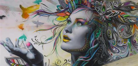 imagenes urbanas graffitis 3d arte patricia ferreira