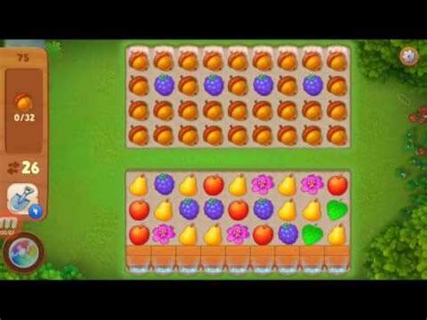 Gardenscapes Cheats Level 57 Gardenscapes Level 75