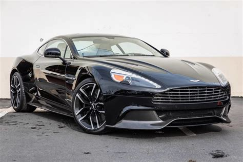 Aston Martin Pre Owned by Pre Owned 2015 Aston Martin Vanquish Coupe In Newport