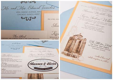 wedding invitations in chicago chicago wedding invitations gourmet invitations