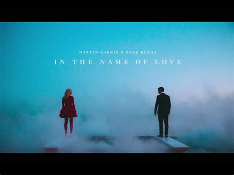 2000 s songs with love in the title martin garrix bebe rexha in the name of love official