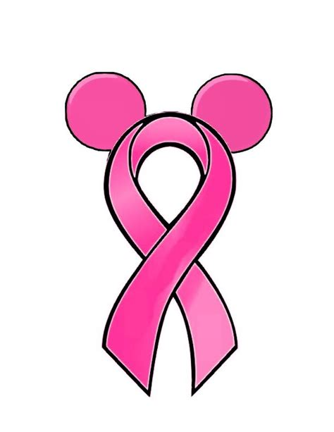 Kid Mickey Ribbon Pink pink mickey ribbon all things disney
